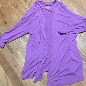 NY&Co cardigan Lilac XL SOFT!